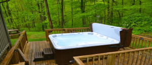 hot tub refinish
