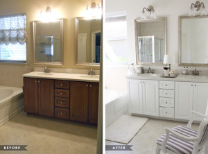 DIY-glamorous-bathroom-makeover-before-and-after