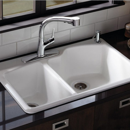 Kitchen Sink Irefinish Of Oregon Tub Shower Tile Refinishing Fiberglass Repair Experts