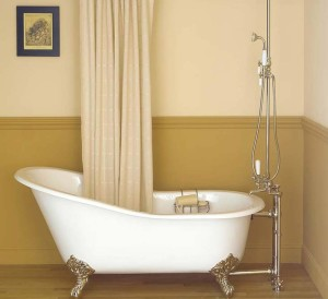 cast-iron-tub-shower-with-shower-and-curtain